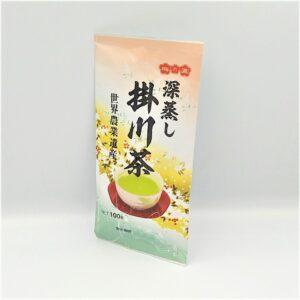 梅の園 深蒸し掛川茶 100g 01