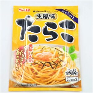 S&B 生風味たらこパスタソース 1袋 53.4g 01