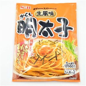S&B 生風味辛子明太子パスタソース 1袋 53.4g 01