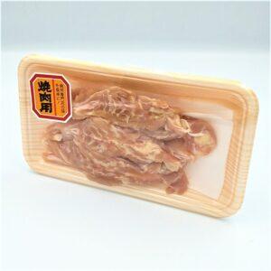 国内産 若鶏セセリ(解凍) 180g 01