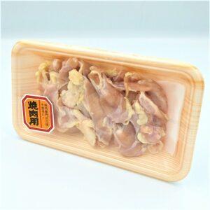 国内産 若鶏ハラミ(解凍) 180g 01