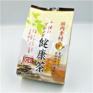 山城物産 十種のブレンド 健康茶 30袋入 01
