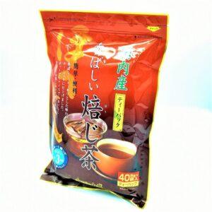 山城物産 香ばしい焙じ茶 40袋入 01
