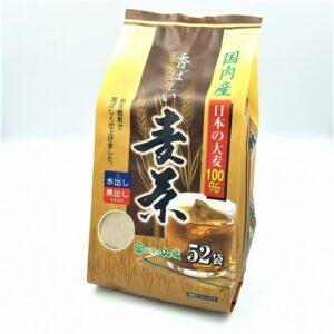 山城物産 香ばしい麦茶 52袋入 01