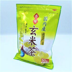 山城物産 香味玄米茶ティーパック 5g×50袋入 01