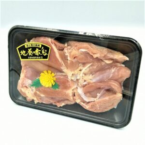 徳島産 地養赤鳥モモ肉 300g 01