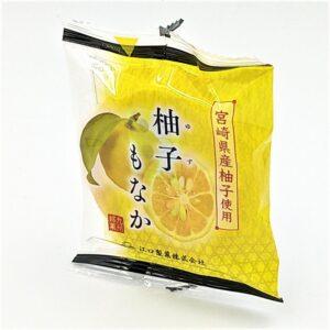 江口製菓 柚子もなか 1個 01