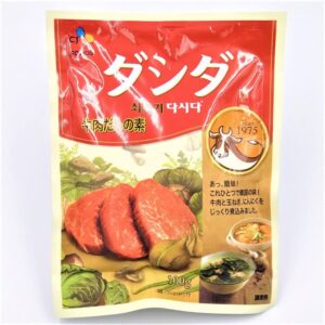 CJフーズ 牛肉ダシダ 100g 01
