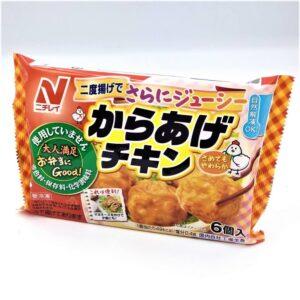 ニチレイ お弁当にGood!® からあげチキン 6個入 01
