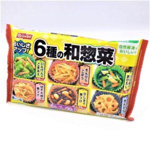 ニッスイ 自然解凍でおいしい! 6種の和惣菜 01