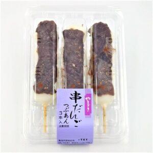 ヤマザキ 串だんご つぶあん 3本入 01