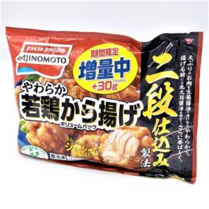 味の素 やわらか若鶏からあげ 300g 01