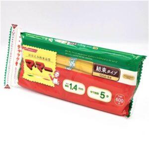 日清 スパゲッティ1.4mm 100g×6 01