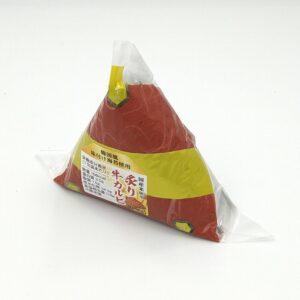 藤本op おにぎり 炙り牛カルビ 1個 01